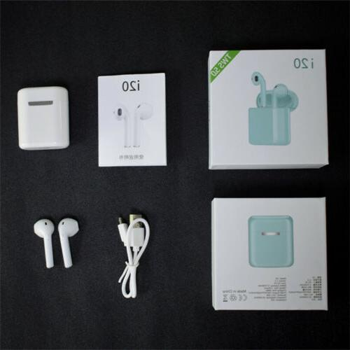 2019 Newest i20 TWS Air 5.0 Earphone