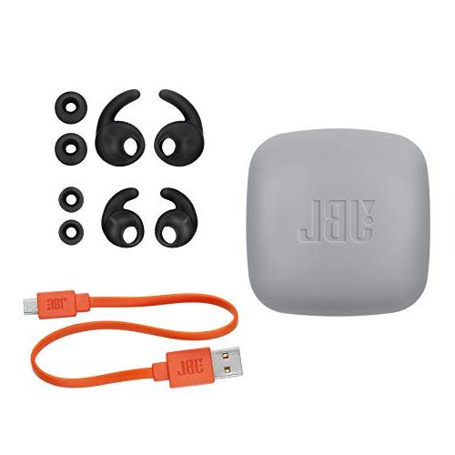 JBL Wireless Sport Headphones with Three-Button Microphone Box