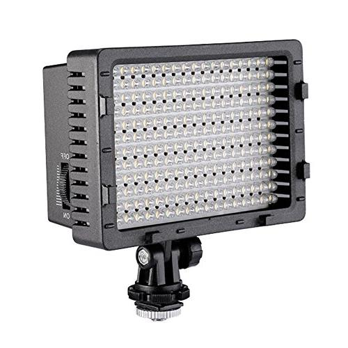 NEEWER CN-216 Dimmable Ultra Panel Digital Camera Light Pentax, Panasonic, Samsung and Olympus Cameras