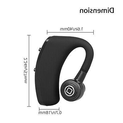 Wireless In Ear Headset Stereo Earphone