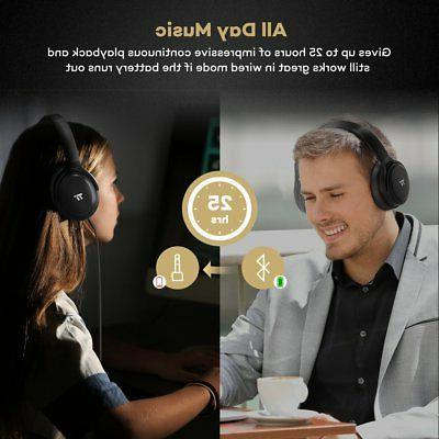 TaoTronics Active Bluetooth Wireless Over Ear