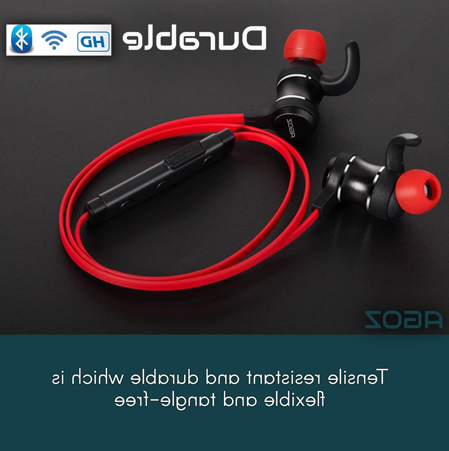Bluetooth Headphones Best Sports Running Headset for LG