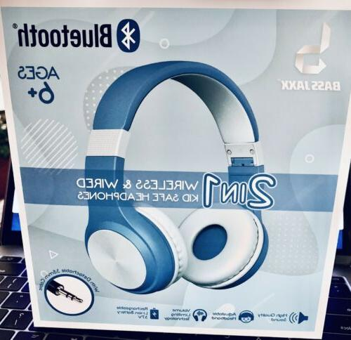 bluetooth 2 in 1 wireless and wired