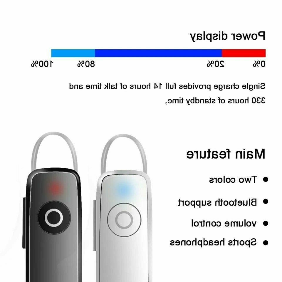 Bluetooth in-ear Stereo Earphone