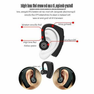 Wireless Earbuds Ear Stereo Headphone Earphone USA