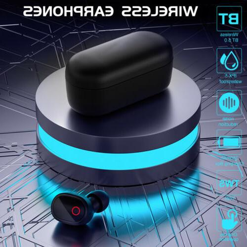 Bluetooth 5.0 True Earbuds Cancelling