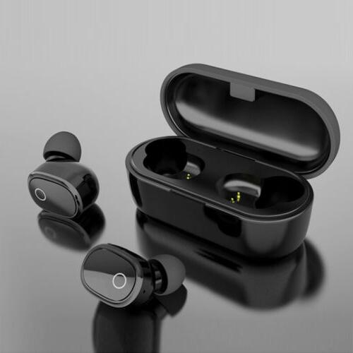 Bluetooth 5.0 Earbuds Headsets Cancelling