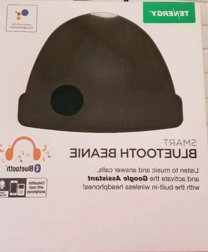 bluetooth beanie listen to music and answer