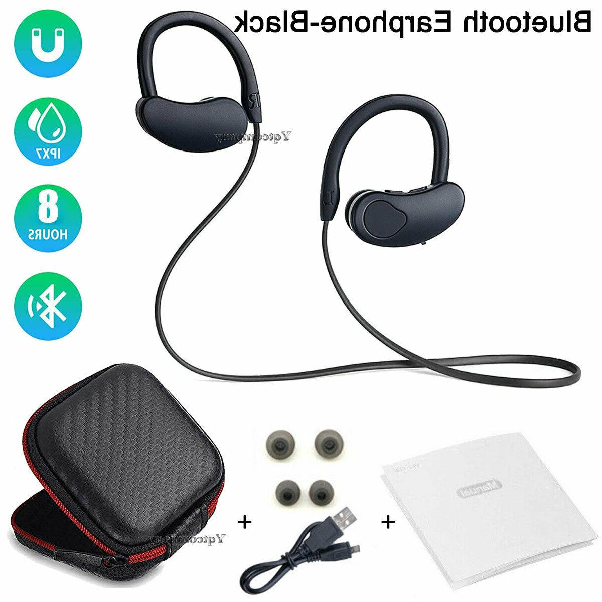 Bluetooth Stereo Sports Wireless In Ear Headset For