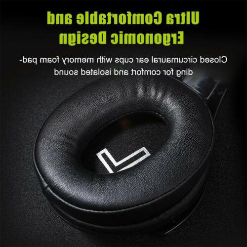 Bluetooth Touch Control Headset