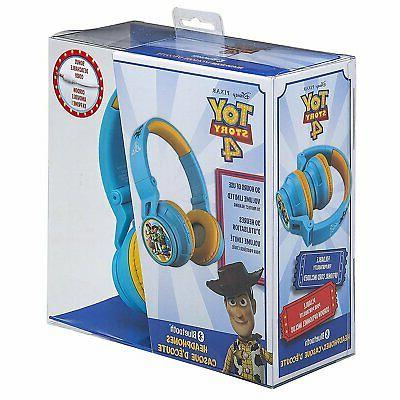 Bluetooth Headphones Wireless Rechargeable Friendly Sound (Toy...