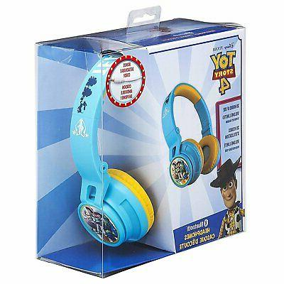 Bluetooth Headphones for Kids Wireless Rechargeable Sound