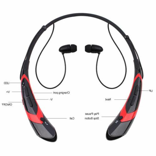 Bluetooth Headphones for Workout Men Women Sleep