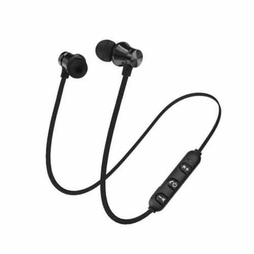 Bluetooth Headphones Wireless Mic Earphone