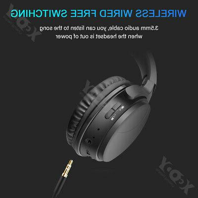 Over Wireless Bluetooth 5.0 Hands-free Calling