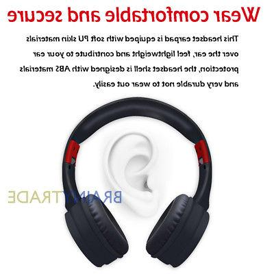 Bluetooth Over Ear With Microphone
