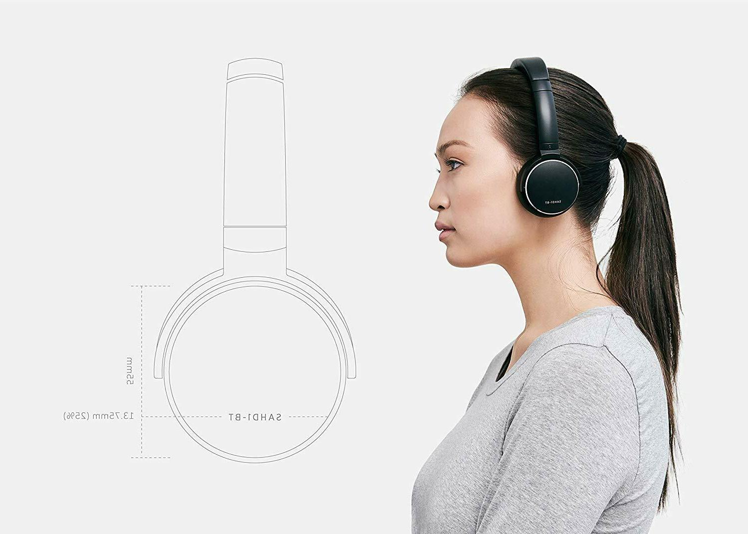 Status Audio Headphones - 5.0. + 30 Battery,