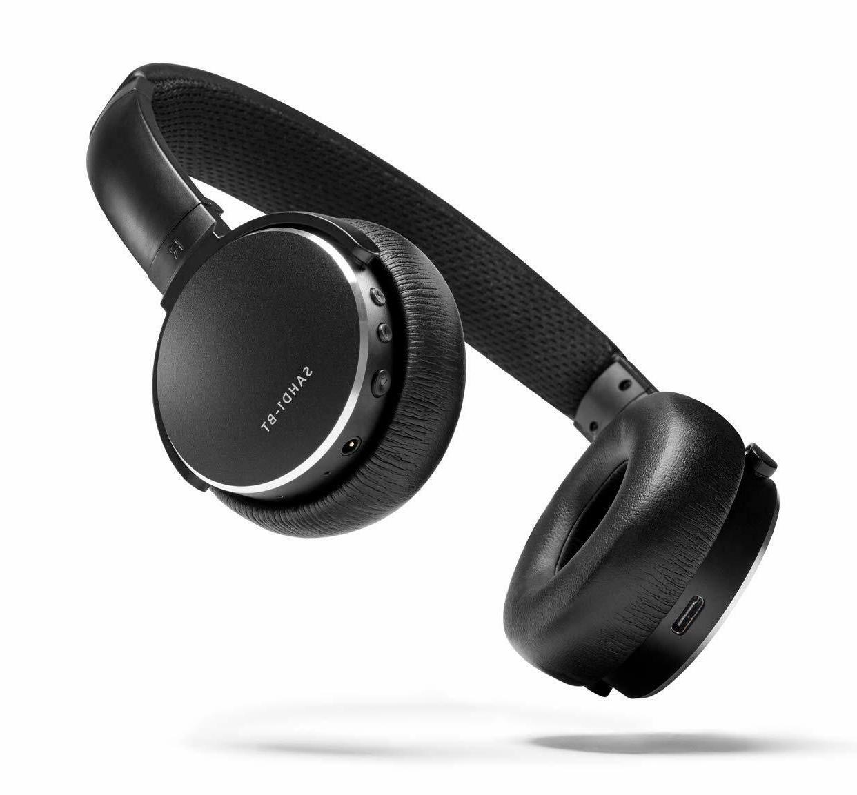 bt one wireless headphones