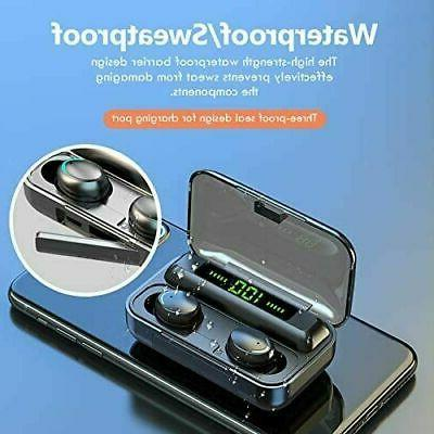 Bluetooth Earbuds Iphone Samsung IPX7