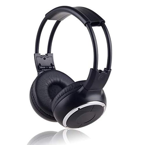 Car Headphone,Updated Packs Infrared Car Vechile