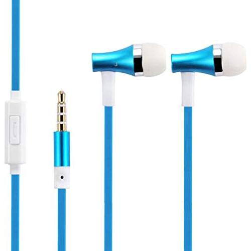 Compatible - Premium Earbuds Hands-free w Mic Dual Headset In-Ear for GreatCall