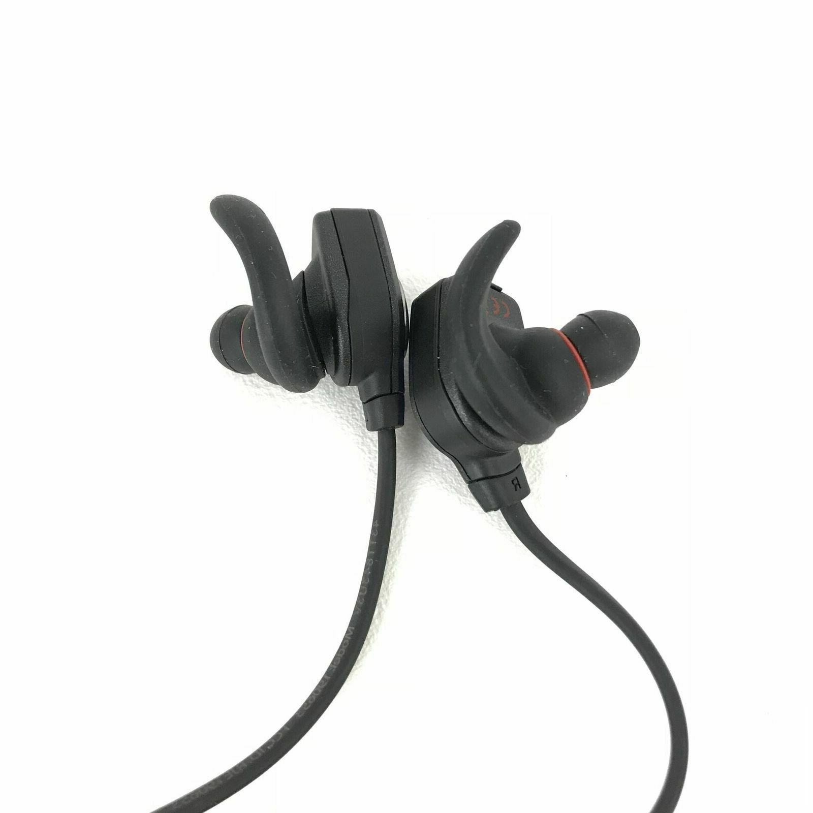 Monster Elements In-Ear Wireless Black Slate