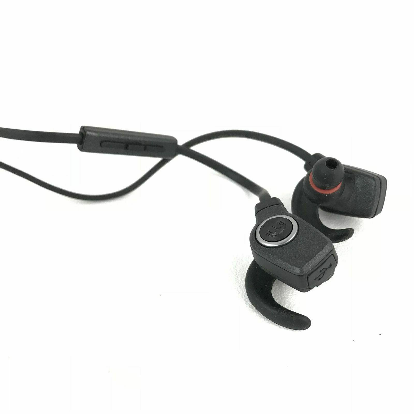 Monster Elements Wireless Earbud Black Slate