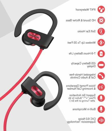 Mpow Flame Headphones Sports Stereo Headsets