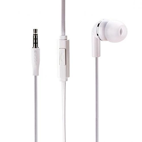 flat wired headset mono hands