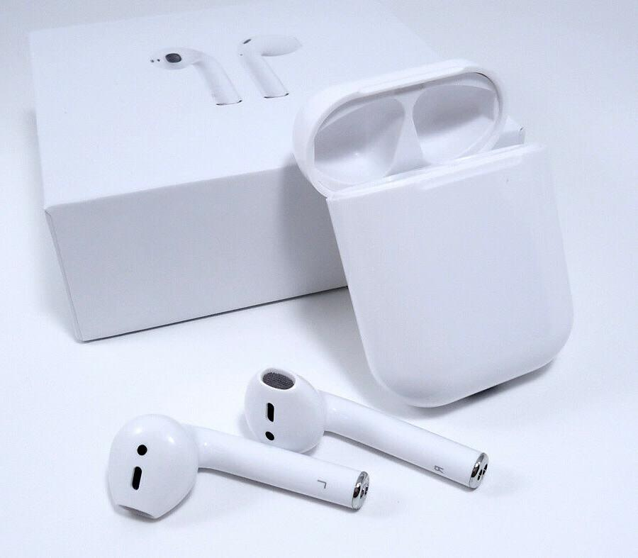 i60 TWS Wireless Bluetooth 5.0 Earbuds Headphones FREE Strap Apple
