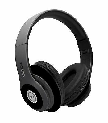 matte finish premium rechargeable wireless bluetooth over
