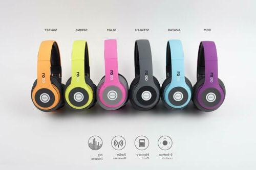 Matte Rechargeable Foldable Ear with