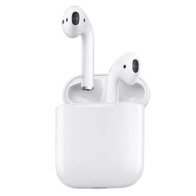 Apple MMEF2AM/A with Charging Case, New Apple Original