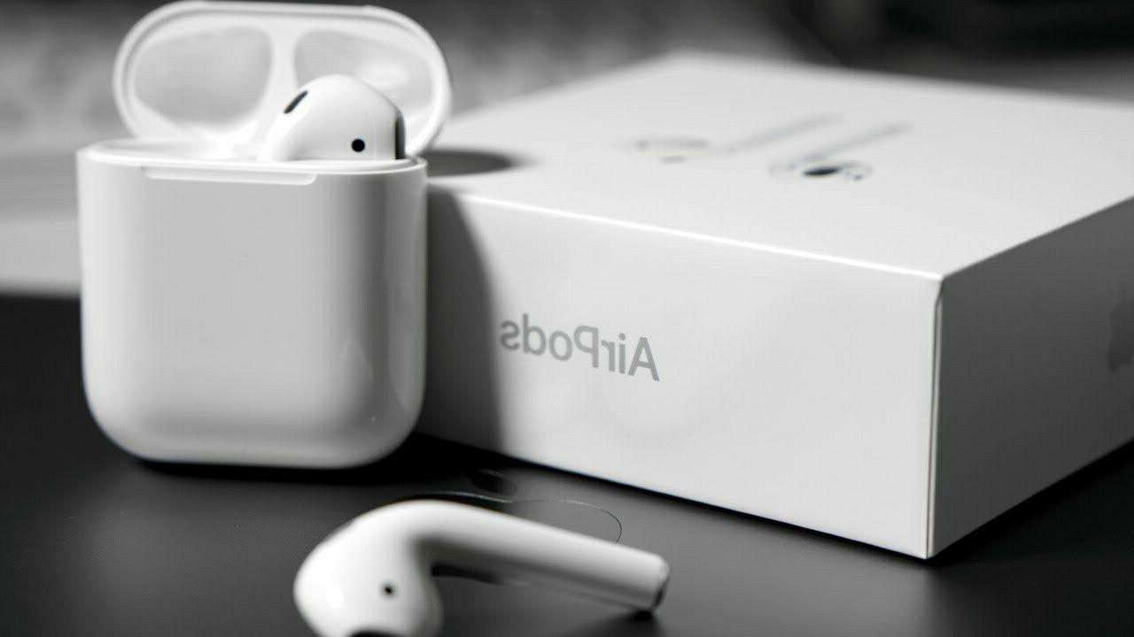 NEW Apple Wireless Earbuds - White 2 Left IN ORIGINAL PACKAGING!