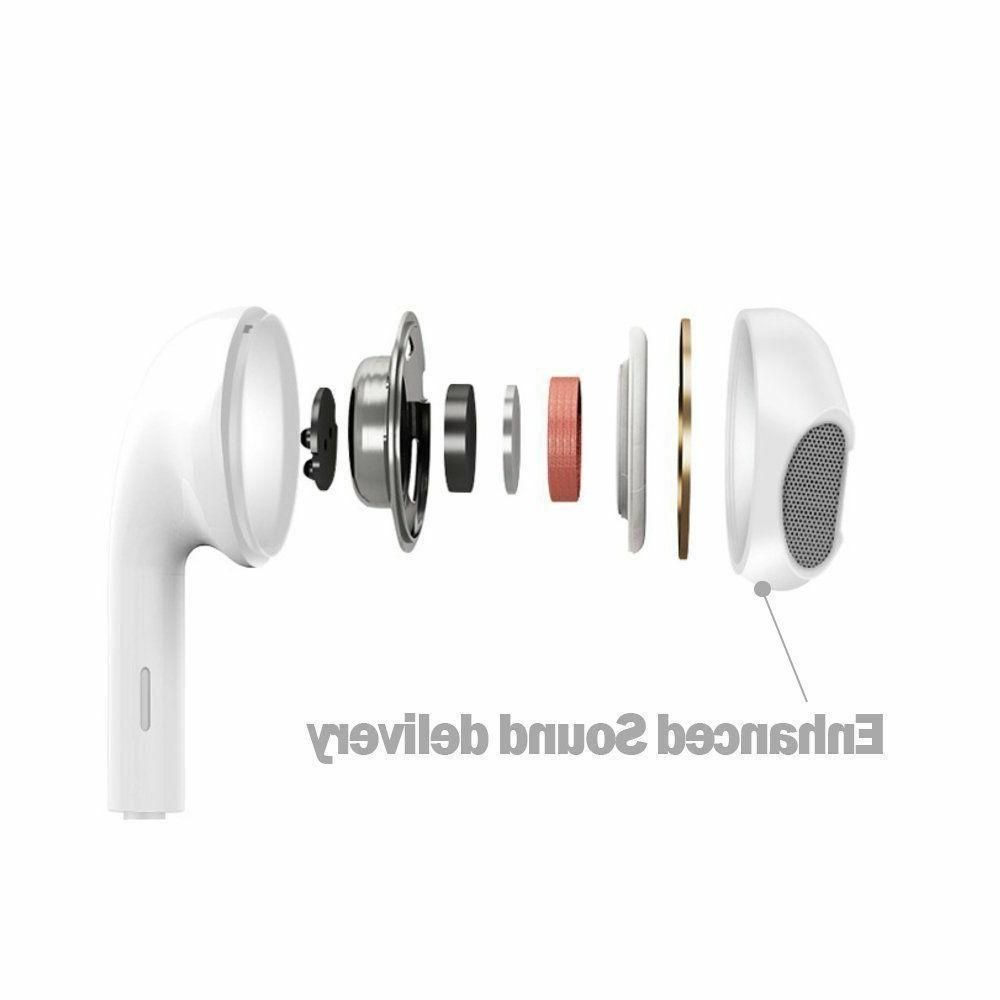 New Quality Earbuds Headsets iPhone X Plus MAX