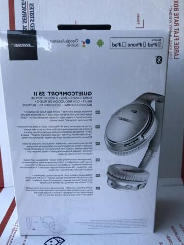 Bose QC35 2 Assistant New