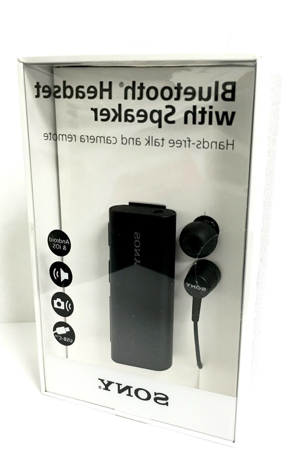 Sony Sbh56 Bluetooth Nfc One Touch Headset