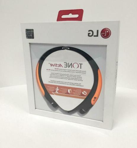 sealed genuine tone active premium bluetooth headset