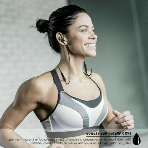 Sweatproof Bluetooth Wireless Sport Earphone