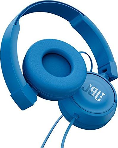 JBL with Microphone Blue