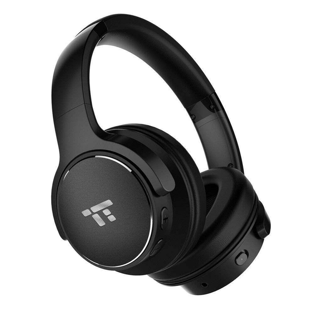 tt bh040 active noise cancelling foldable bluetooth