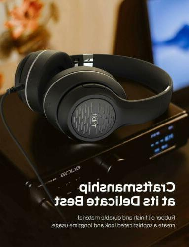 Tribit XFree Tune Bluetooth Headphones Over Sound