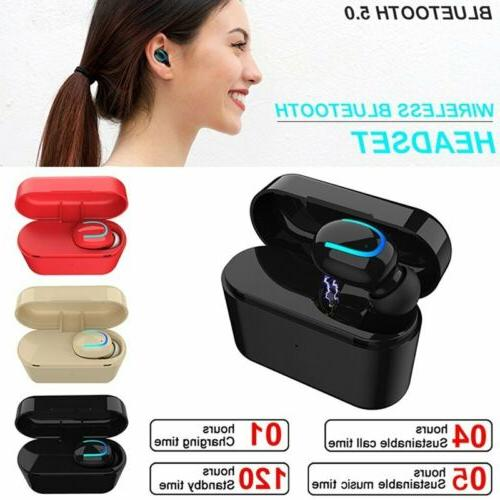 TWS Mini Wireless 5.0 Twins Headset