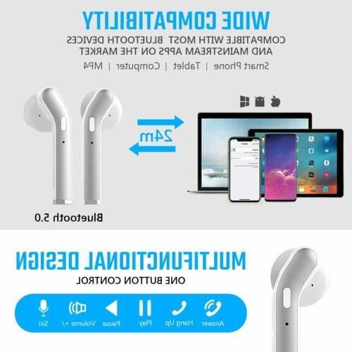 TWS Earbuds 5.0 Pods IOS