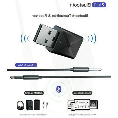 usb bluetooth adapter transmitters 5 0 receiver