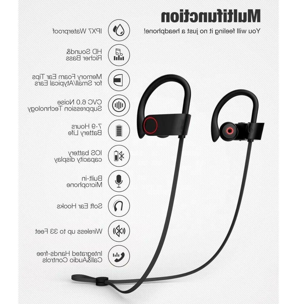 Waterproof in Ear Headset