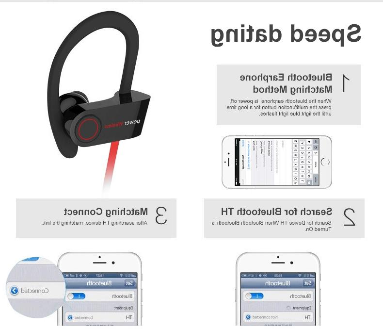 Bluetooth Earbuds Headset