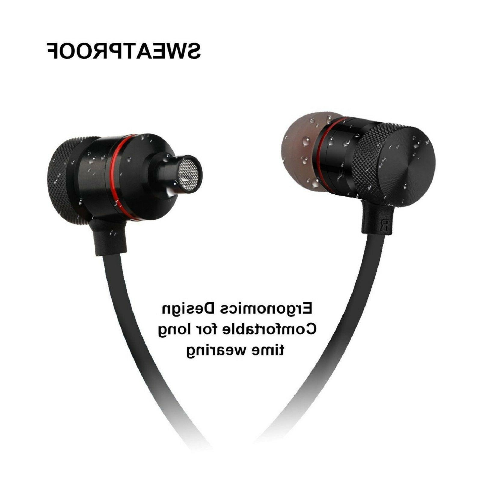 Wireless Bluetooth Earbuds In-Ear Stereo Headset Headphones