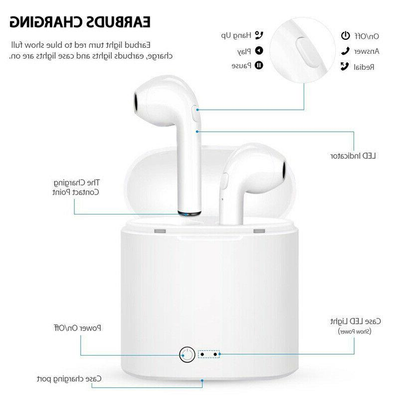 Wireless Headsets TWS Earphone For Android