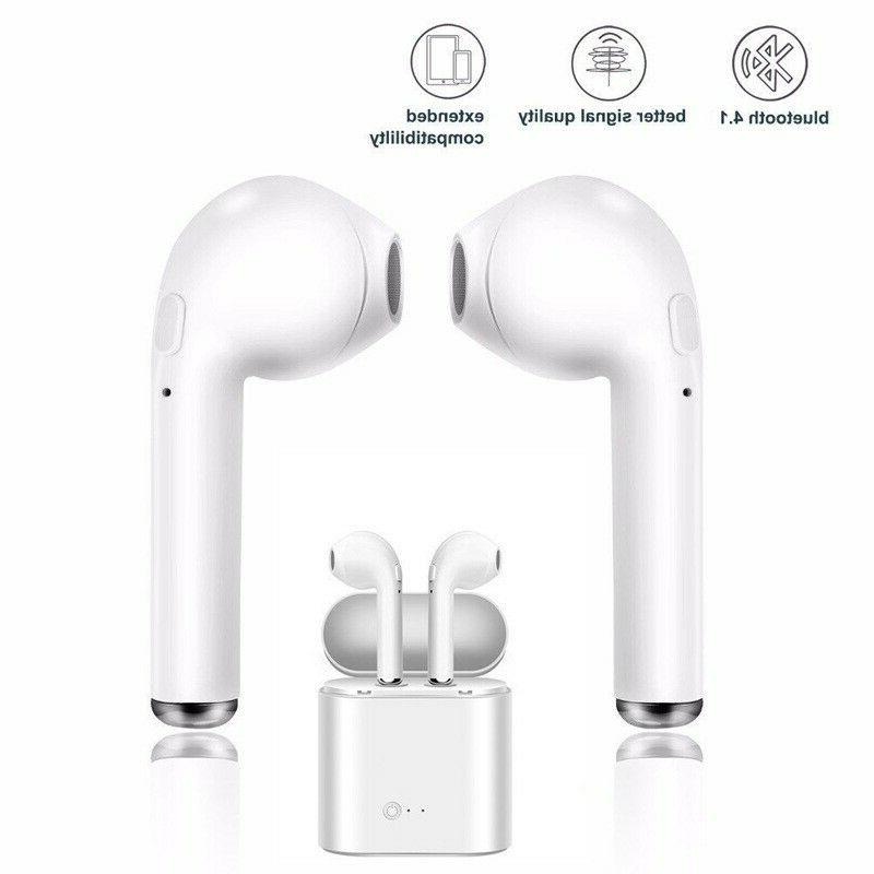 Wireless Bluetooth Headphones Headsets Earphone For Android